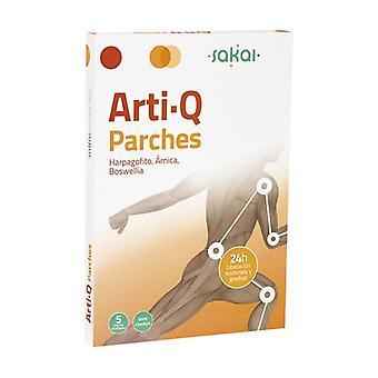 Arti-Q Patches 5 enheter