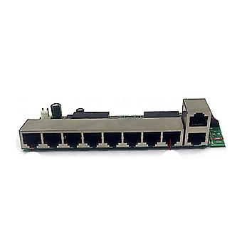 Poe Powered Switch Nvr