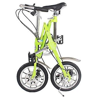 Super Light Variable Speed Folding Bicycle