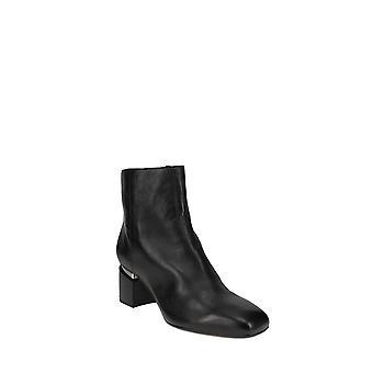 Franco Sarto | Marquee Block Heel Leather Booties
