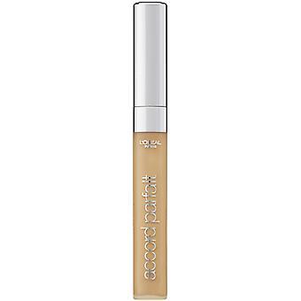 L'Oreal Paris Make Up Accord Flüssige Concealer Accord Parfait 6d goldener honig