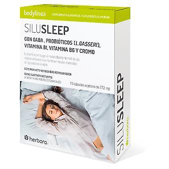 Herbora Silusleep 15 Cápsulas Vegetales 772 mg