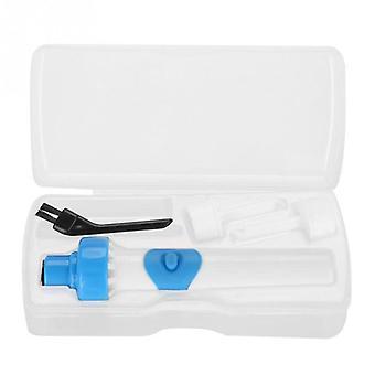مكنسة الأذن الكهربائية، سلامة الكهربائية الكهربائية شمع الأذن مزيل تنظيف غير مؤلم