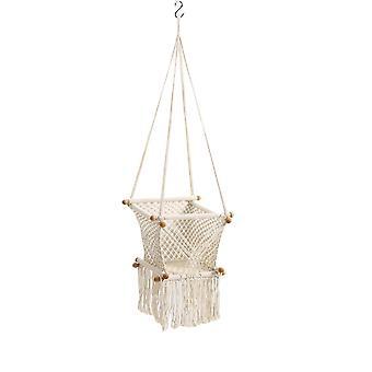 Baby Hanging Nest Swing Stol Stol Stol, Hängmatta för spädbarn, Småbarn Heminredning