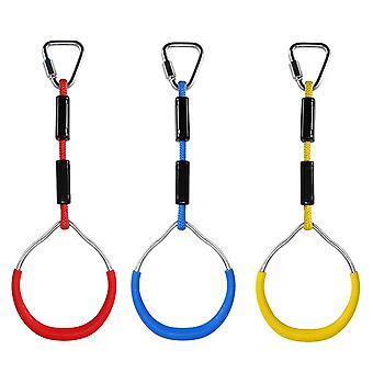 Children Outdoor Toy Gymnastic Ring Swing