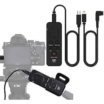 HanFei 8-in-1 Video Fernauslser Multi-Terminal Kabel-Fernbedienung fr HanFei FDR- AX33 AX53 PJ410