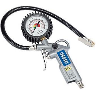 Draper kompresora powietrza z manometrem 10604