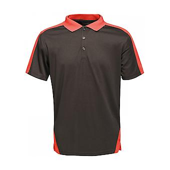 Regatta Contrast Collection Contrast Wicking Polo TRS174