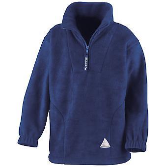 Outdoor Look Kids Polartherm Half Zip Fleece Jacket