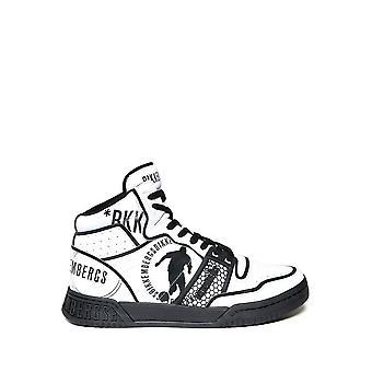 Bikkembergs - Zapatos - Zapatillas deportivas - SIGGER-B4BKM0103-100 - Hombres - blanco, negro - EU 40