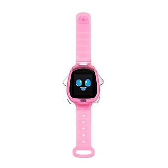 Little Tikes Tobi Robot Smartwatch for Kids with Cameras, Videos, Games and Activities, Pink