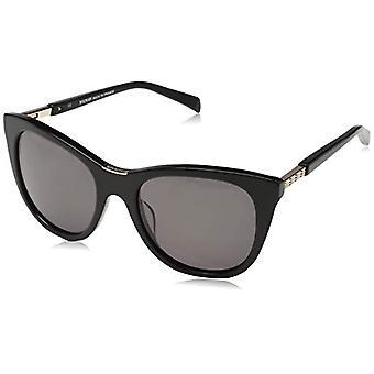 Balmain Sonnenbrille BL2101-1-56 Sonnenbrille, Schwarz (Schwarz), 56.0 Damen