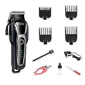 Large-capacity Pet Hair Clipper, Fast Charging And Long Battery Life