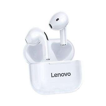 Witte Bluetooth Oortelefoon Mini Draadloze Oordopjes Sport Gaming Bluetooth Headset IOS Android Universeel