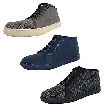 Fitflop Mens Andor High Top Sneaker Chaussures
