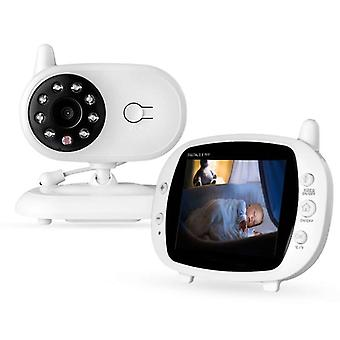 Video Wireless Baby Monitor Vox Camera de securitate Nanny Ir Night Vision Voce