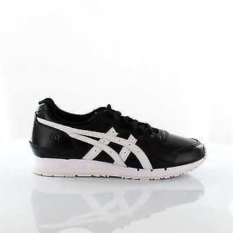 Asicstiger Gel-Movimentum Black Low Lace Up Womens Trainers 1192A002 001