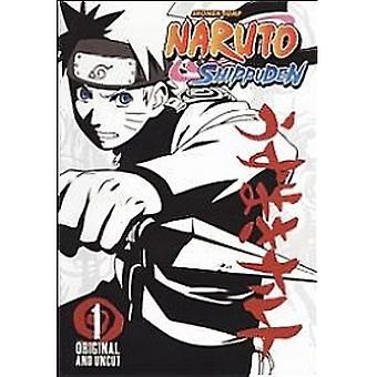 Naruto Shippuden Series 1 DVD