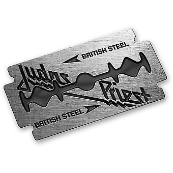 Judas Priest - British Steel Pin Badge
