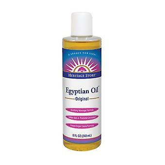 Heritage Products Egyptian Oil Original, 8 Fl Oz