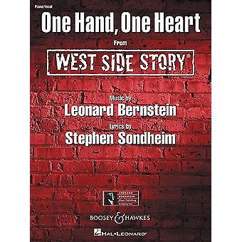 One Hand One Heart from West Side Story Stimme und Klavier Bernstein, Leonard (9790051514601)