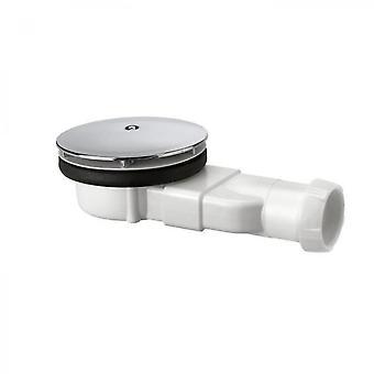 Chaîne de vidange de douche extra-plate D90