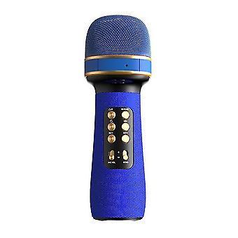Bluetooth-kämmenmikrofonijärjestelmä (sininen)