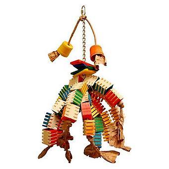 """Zoo-Max Groovy Gizmo Bird Toy - 22""""L x 14""""W"""