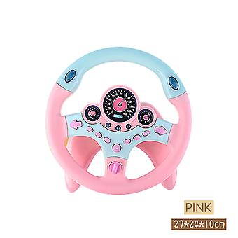 Children's Steering Wheel Toy Simulation Small Steering Wheel Car Toy