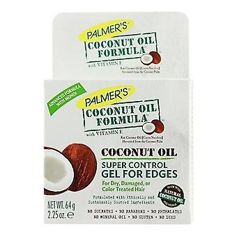 Palmer's Coconut Oil Formula Super Control Gel for Edges 64g