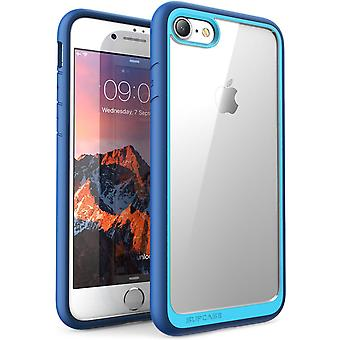SUPCASE-Apple iPhone 7 Plus,Unicorn Beetle Style Hybrid Case-Navy