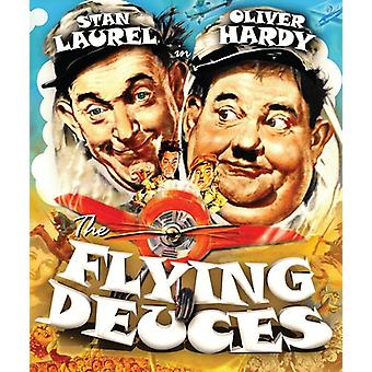 Laurel & Hardy: The Flying Deuces [BLU-RAY] USA import