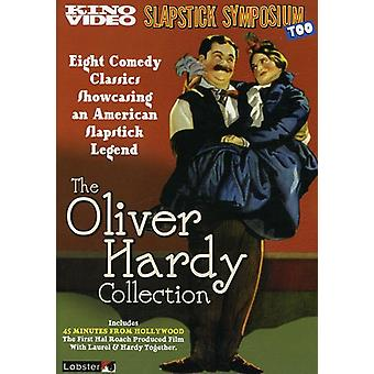 Oliver Hardy Collection [DVD] USA import