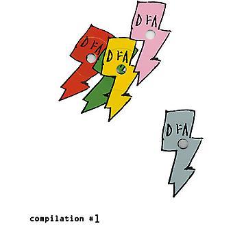 Dfa Compilation 1 - Dfa Compilation 1 [Vinyl] USA import