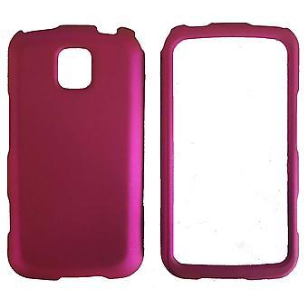 Admirez de CUBE Snap-On Case pour Samsung SCH-r720 - Hot Pink