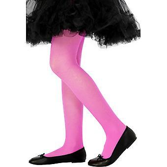 Copii colanți jambiere roz roz copii jambiere 2-5 ani