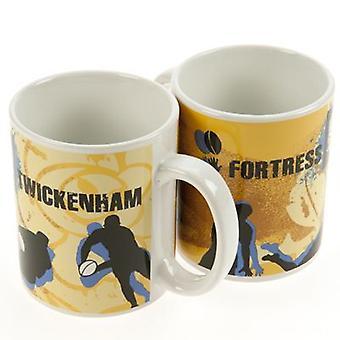 England R.F.U. Mug FT