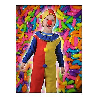 Dziecięce stroje karnawalowe dla dzieci Little kostium Klaun