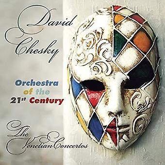 David Chesky - Venetian Concertos [CD] USA import