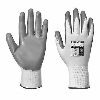 Portwest - Flexo Grip Nitrile General Handling Glove (1 Pair Pack)