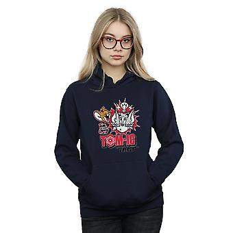 Tom And Jerry Women's Tomic Energy Hoodie