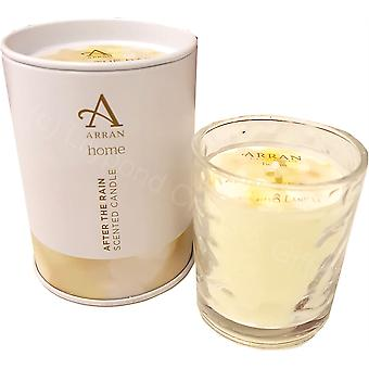 After the Rain Scented Candle in Tin 8cl 12 hrs by Arran