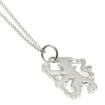 Chelsea Sterling Silver Pendant & Chain LN