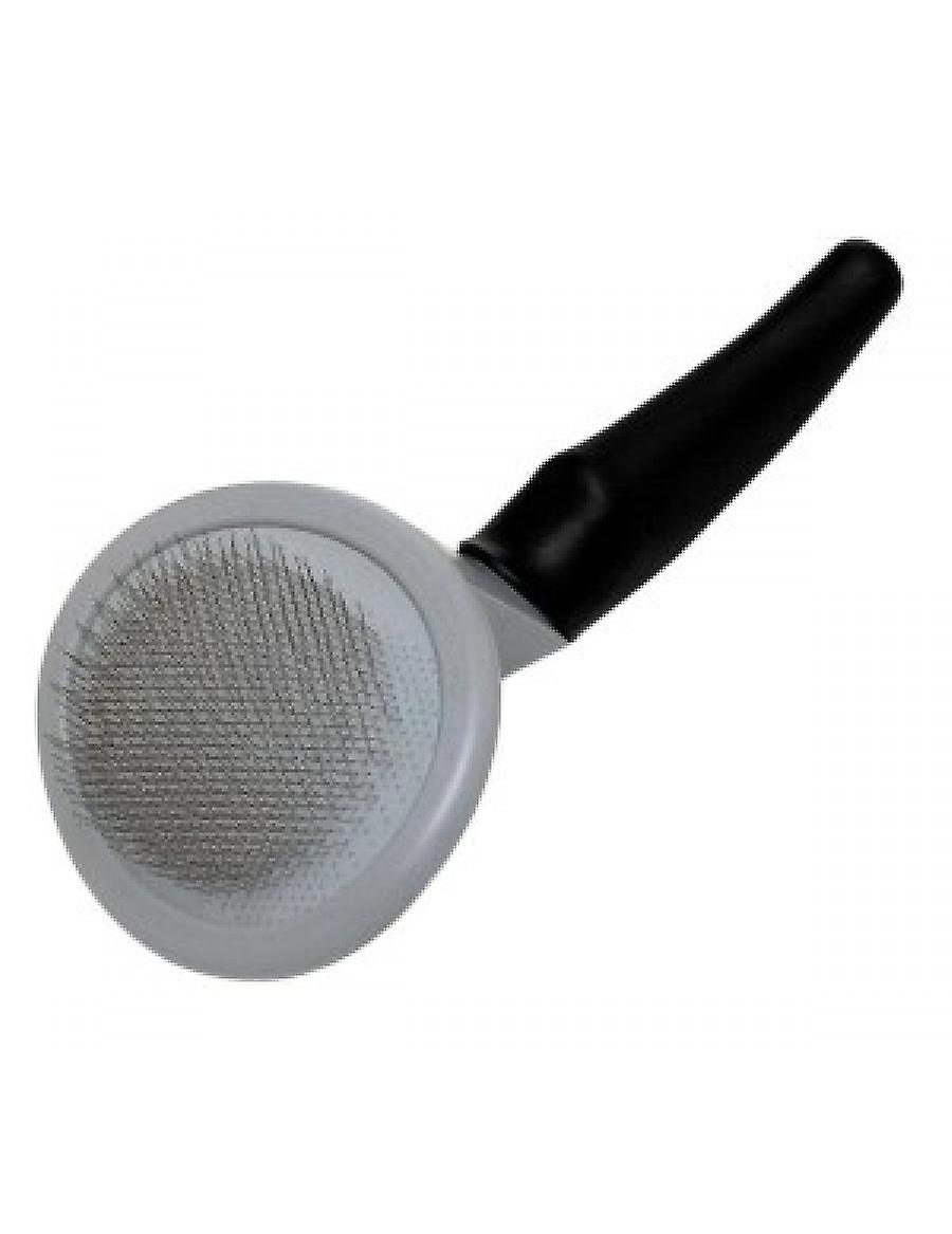 Gripsoft Slicker Brush Soft Pin Regular