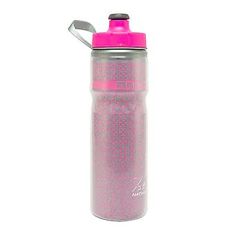 Nathan Sports Fire and Ice 600ml Insulated Water Bottle