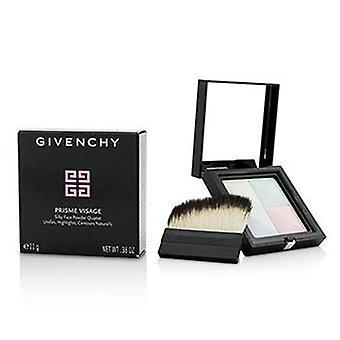 Givenchy Prisme Visage sedoso polvo cuarteto - Pastel Mousseline de # 1 - 11 0,38 gr