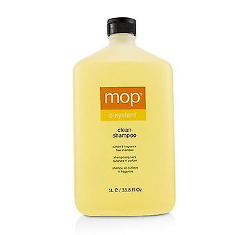 Mop C-system Clean Shampoo - 1000ml/33.8oz