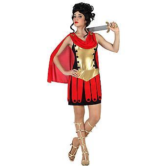 Donne costumi gladiatore romano fancy dress costume per le donne