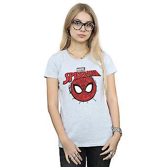 Wonder Women's Spider-Man Logo Head T-Shirt