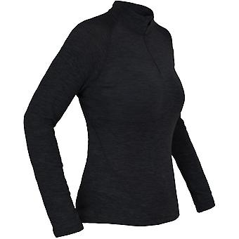 Trespass Womens/Ladies Stalk Wicking Antibacterial Wool Baselayer Top